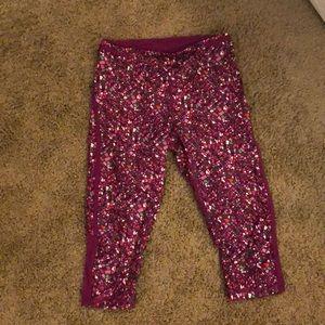 Lululemon printed leggings
